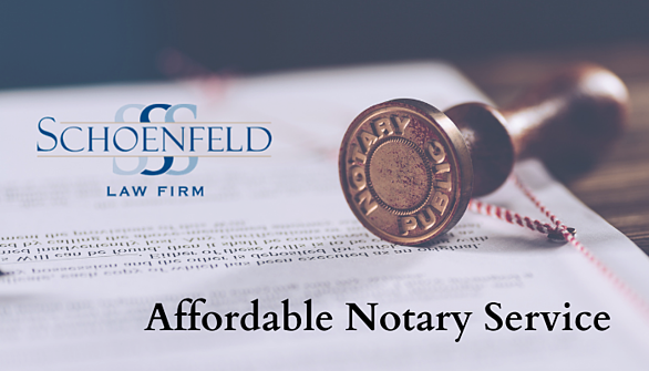 Affordable Notary Service