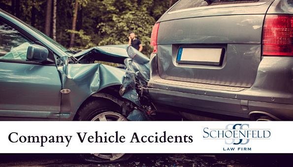 Company Vehicle Accidents Schoenfeld - Feature Image