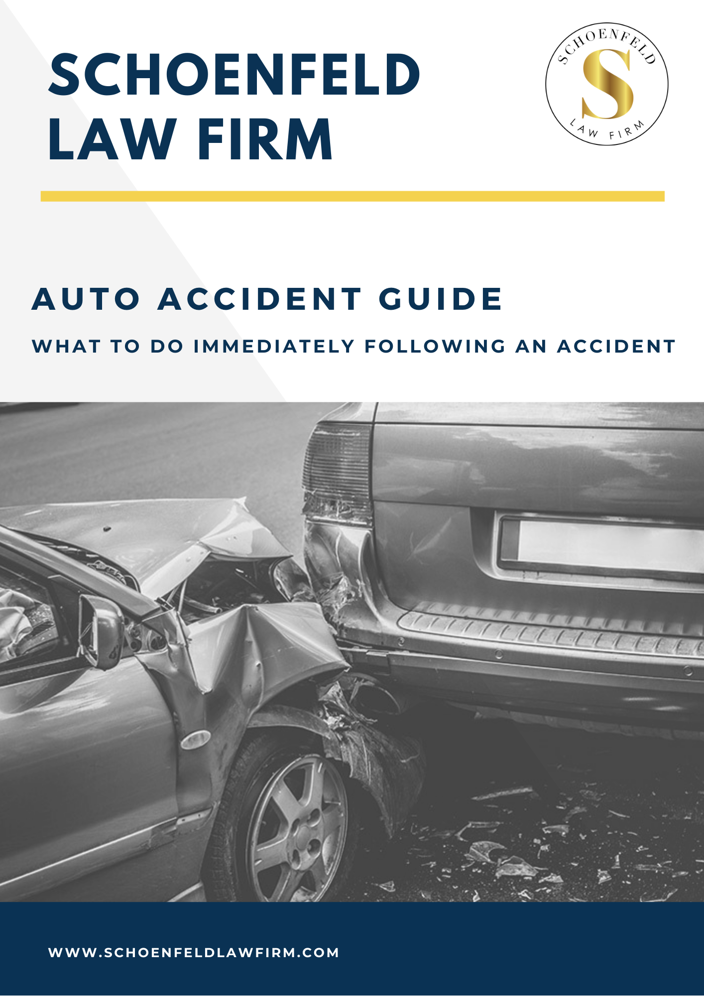Schoenfeld Law Firm Auto Accident Guide